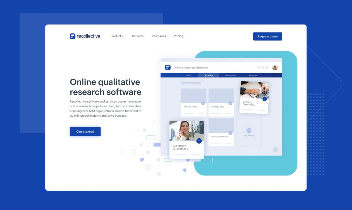Recollective Desktop Site