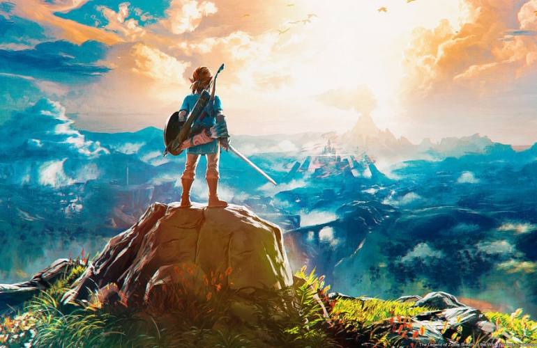 What video games taught me about UX Zelda header